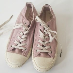 Converse all star premiere 8.5 old pink vintage